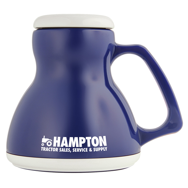 Promotional Travel Mug with 16 oz capacity