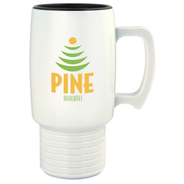 Printed Nature Ad (TM) Corn Mug (TM) Commuter