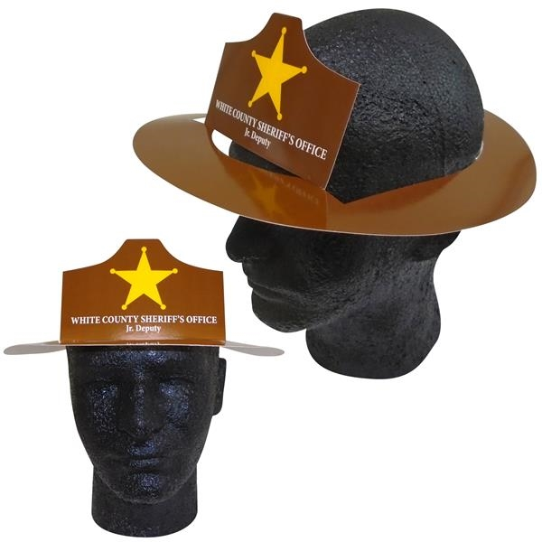 Personalized Trooper/Ranger Hat