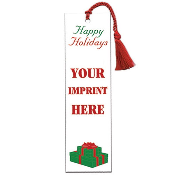 "Promotional 2"" x 7"" Gift Bookmark"
