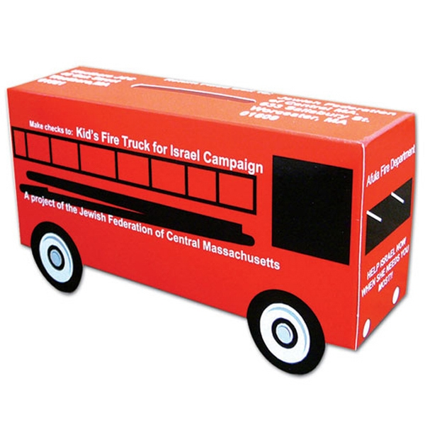 Personalized Large Bus Bank