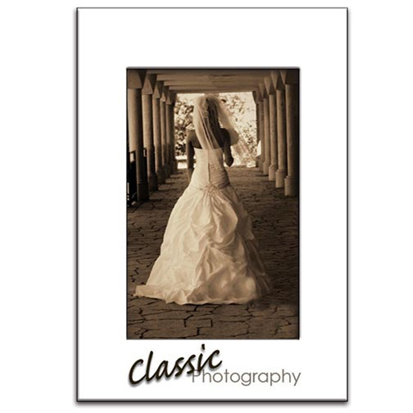 Customized Easel Back Photo Frame