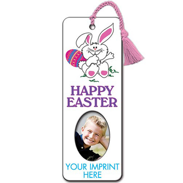 Imprinted Photo Frame Bookmark