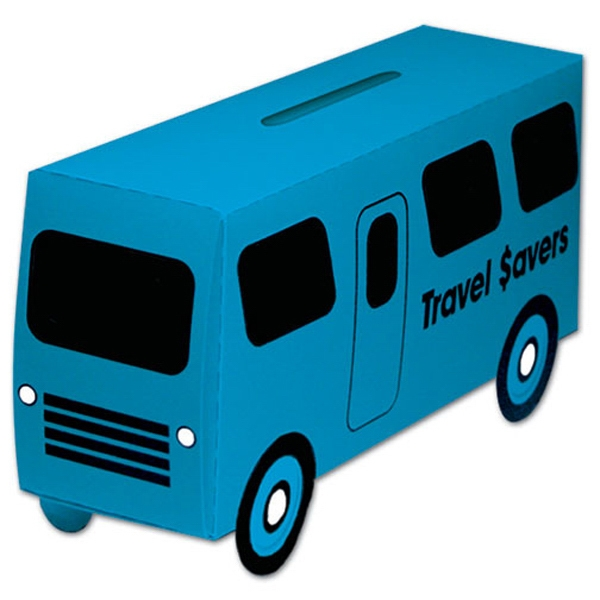 Promotional Small Bus Bank
