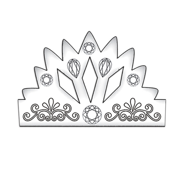 Promotional U-color Tiara