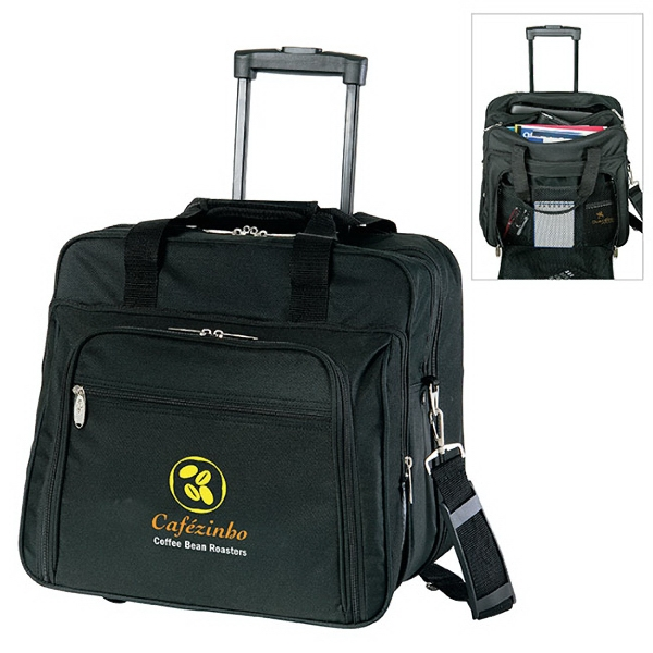 Promotional Wheeled Briefcase