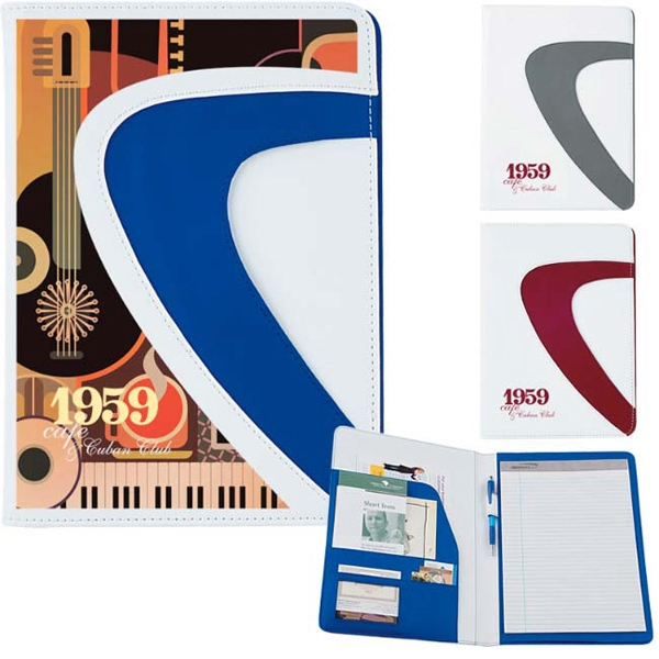 Customized Wave Padfolio