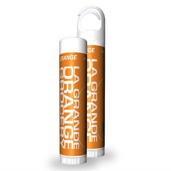 Personalized Orange Citrus Non-SPF Lip Balm