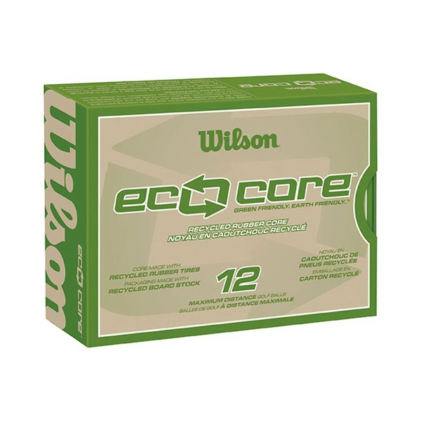 Promotional Wilson (R) Eco Core Golf Ball Std Serv