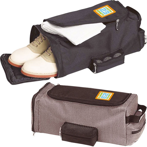 Promotional Golfer's Travel Shoe Bag