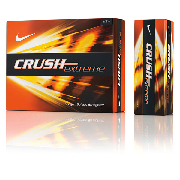 Printed Nike (R) Crush Extreme Golf Ball