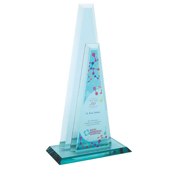 Custom Jade Towers Award