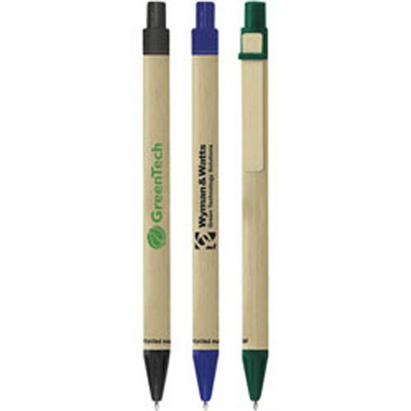 Personalized ECOL Retractable Ballpoint Pen