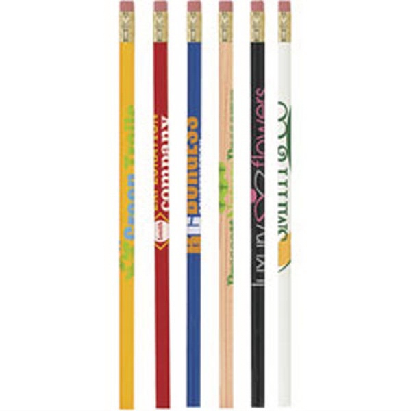 Customized Pricebuster Round Pencil
