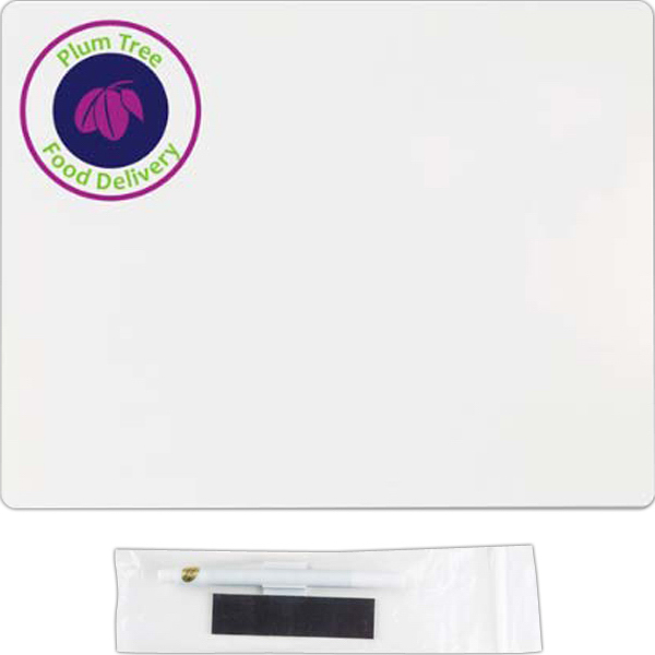 Personalized Dry-Erase Mirage Board (TM) - 28 pt
