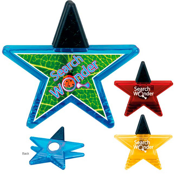 Personalized Star Clip Magnet