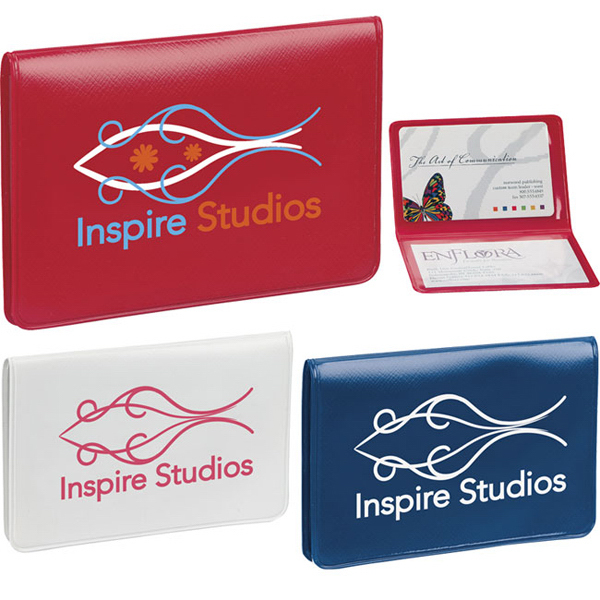 Personalized Business Card/License Holder