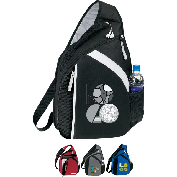 Promotional Cross Laptop Mono Strap Backpack