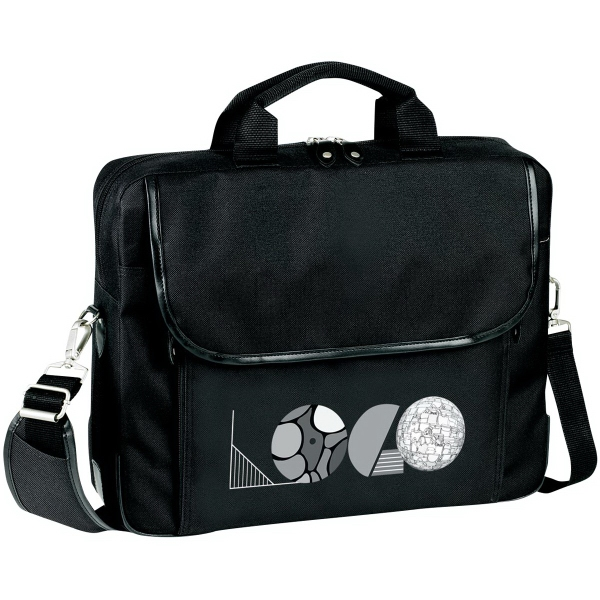 Imprinted Presentation Laptop Brief