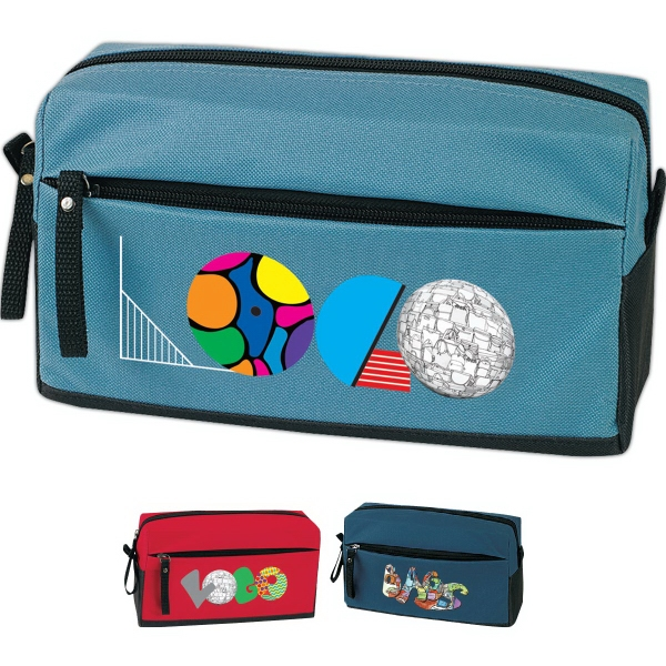 Personalized Global Toiletry Kit