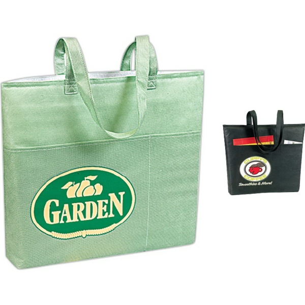Customized An eGREEN All-Purpose Insulated Tote
