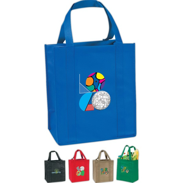 Promotional A eGREEN Grocery Tote