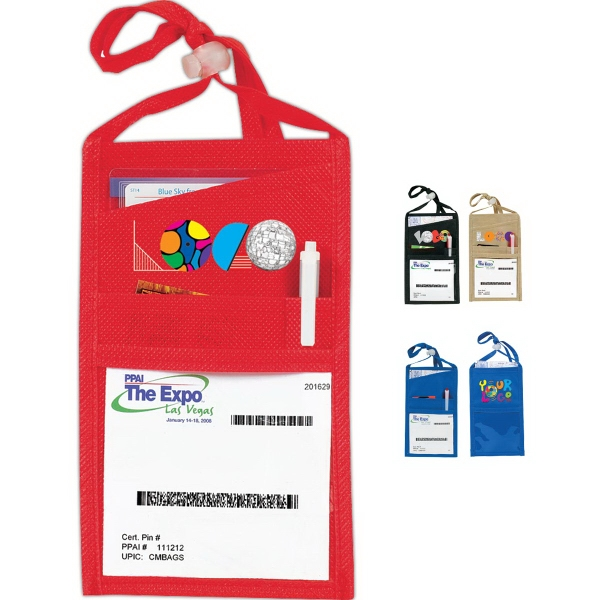 Personalized Travel ID Holder