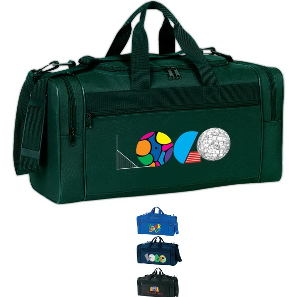Imprinted Promotional Travel Bag