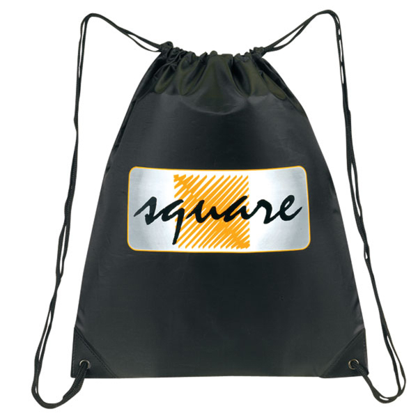 Personalized All-Purpose Drawstring Tote III