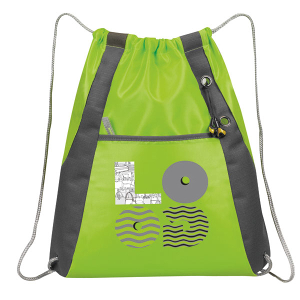 Promotional Elite Drawstring Pack