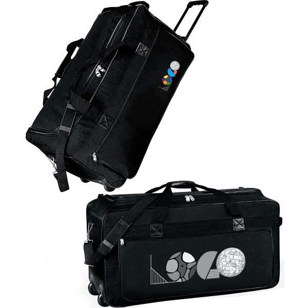 "Promotional 22"" Wheeled Duffle"