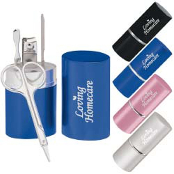 Personalized Manicure Set