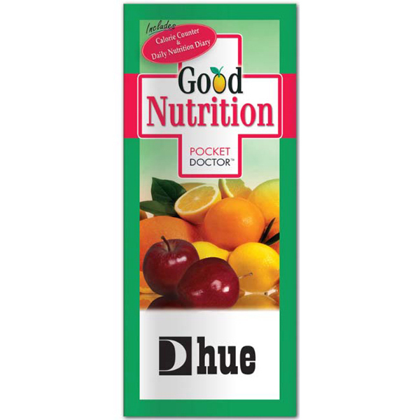 Custom Pocket Doctor: Good Nutrition