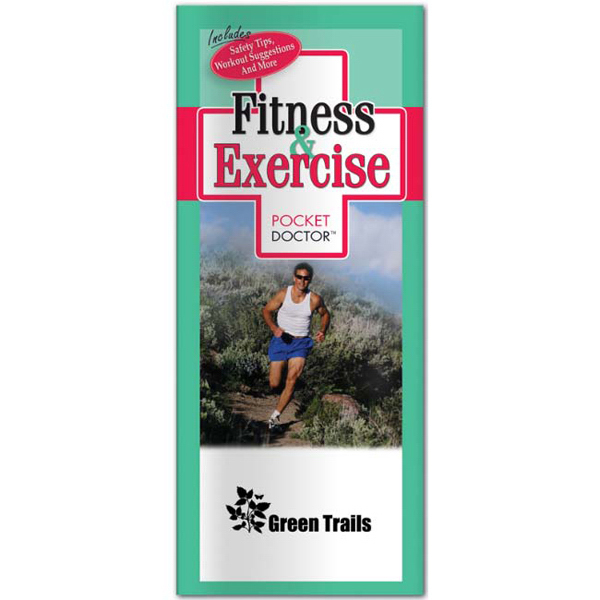 Promotional Pocket Doctor: Fitness & Exercise