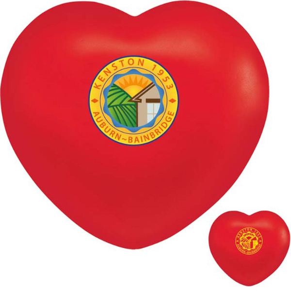 Personalized Heart Stress Ball
