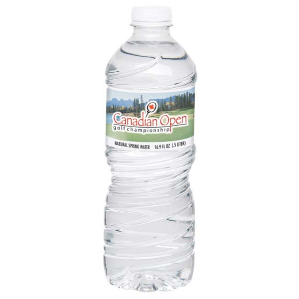 Printed 16.9 oz. Twist Cap Bottled Water