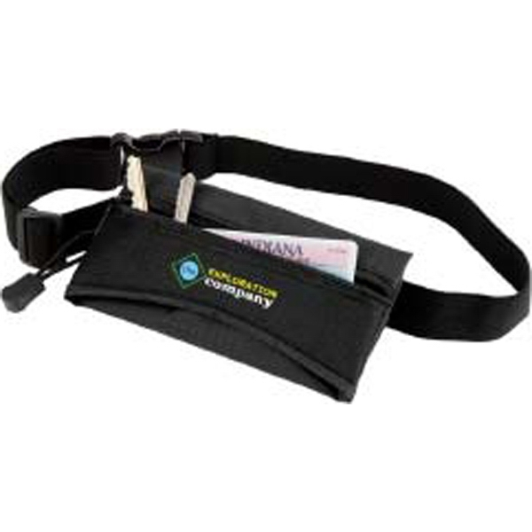 Printed Fitness Belt Pouch