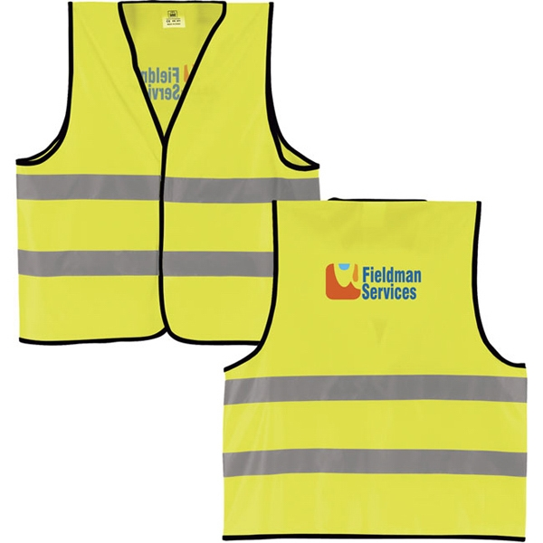 Custom Reflective Safety Vest