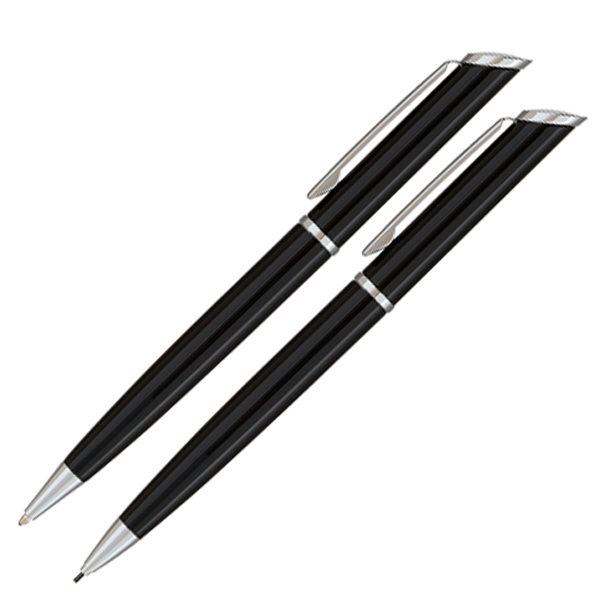 Promotional 500 Series Ball Pen and Mechanical Pencil Set