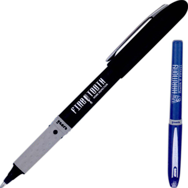 Printed Roller Grip Fine Rollerball Pen