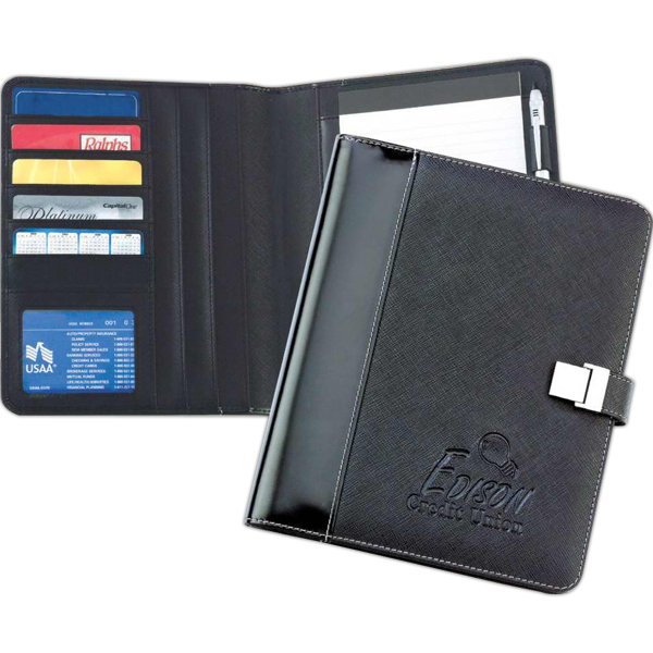 Custom Magnet junior padfolio