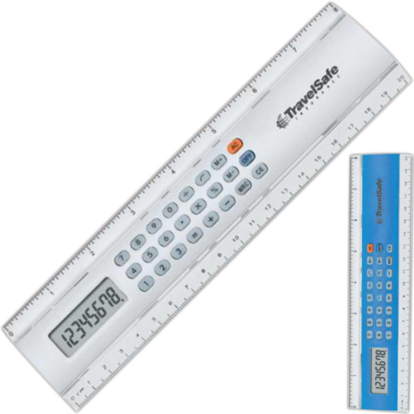 Promotional Galileo calculator ruler