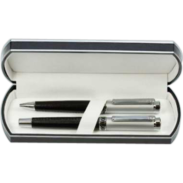 Promotional Classic Velvet-lined Pen Case