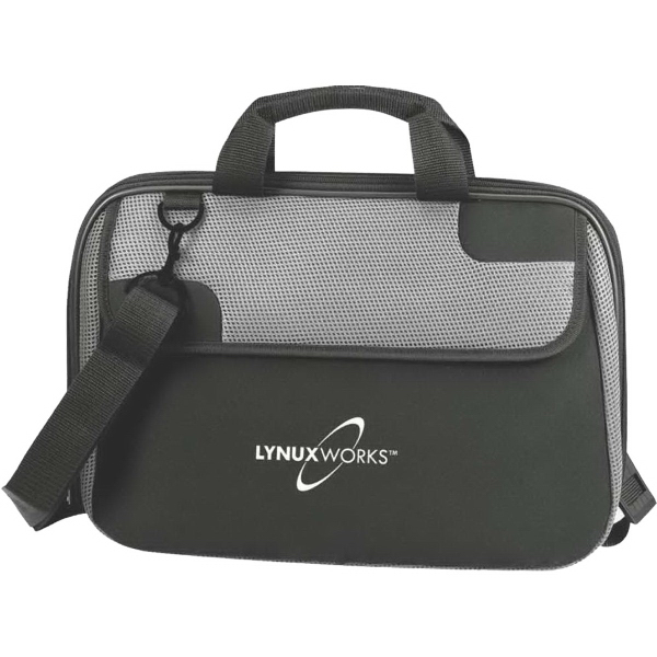 "Promotional NeoFlux 15.4"" Neoprene Laptop Case"