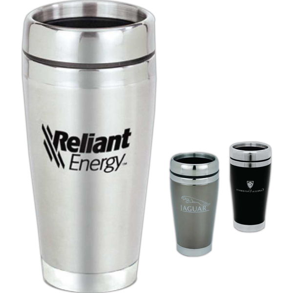 Promotional Vigor 16 oz. Double Wall Stainless Steel Tumbler