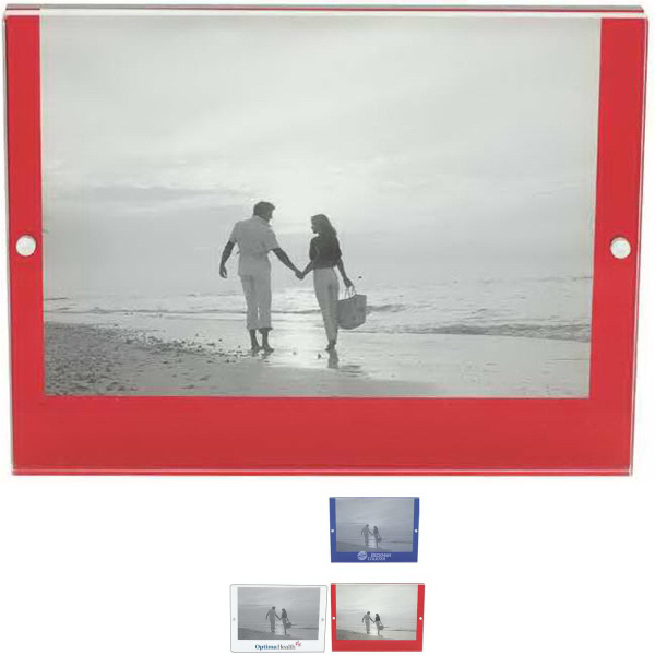 "Printed 5"" x 7"" Magnet Acrylic Frame"