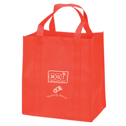 Personalized Eco-Bag Nonwoven Grocery Bag
