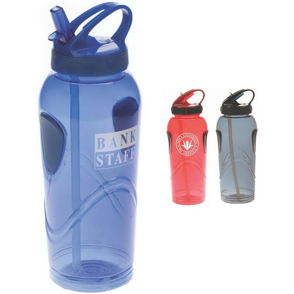 Imprinted Tempure BPA-Free 33 oz Sports Bottle