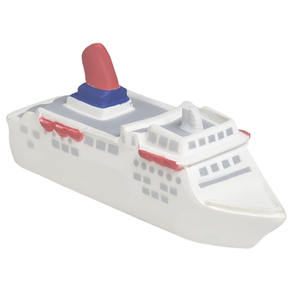 Imprinted Squeezies (R) cruise ship stress reliever