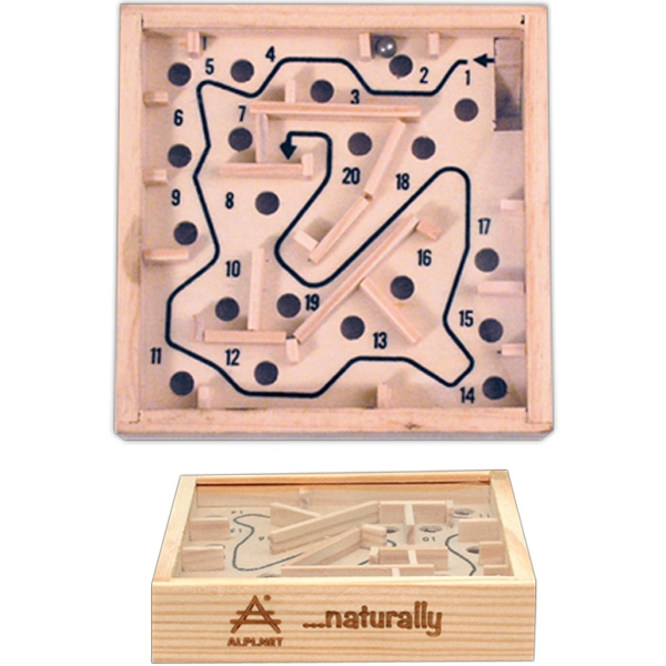 Customized Wooden maze